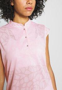 Daily Sports - UMA CAP - Koszulka polo - pink - 3
