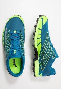 Inov-8 - X-TALON 255 - Trail running shoes - blue/green - 1