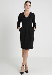 InWear - NIRA DRESS - Jerseyjurk - black - 1