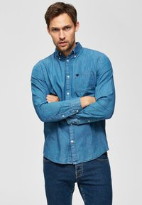 Selected Homme - NOOS - Shirt - light blue - 0