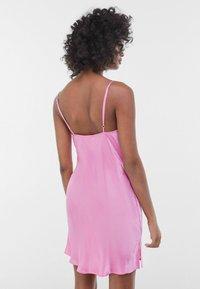 Bershka - Cocktail dress / Party dress - pink - 2