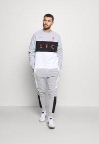 Nike Performance - LIVERPOOL FC AIR  - Club wear - wolf grey/white/black/laser crimson - 1