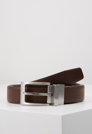 KARMER REVERSIBLE BELT - Bælter - xchocolate