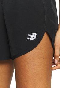 New Balance - ACCELERATE - Pantalón corto de deporte - black - 4