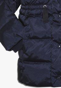 GAP - GIRL LONG WARMEST - Donsjas - navy uniform - 3