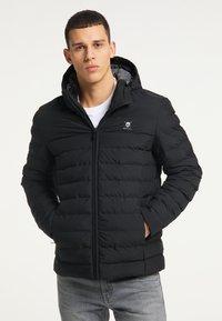 TUFFSKULL - Winter jacket - schwarz - 0