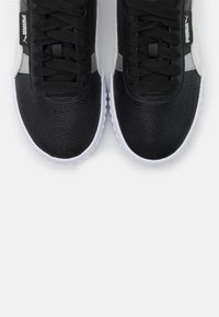 Puma - CALI VARSITY  - Trainers - black/white - 5