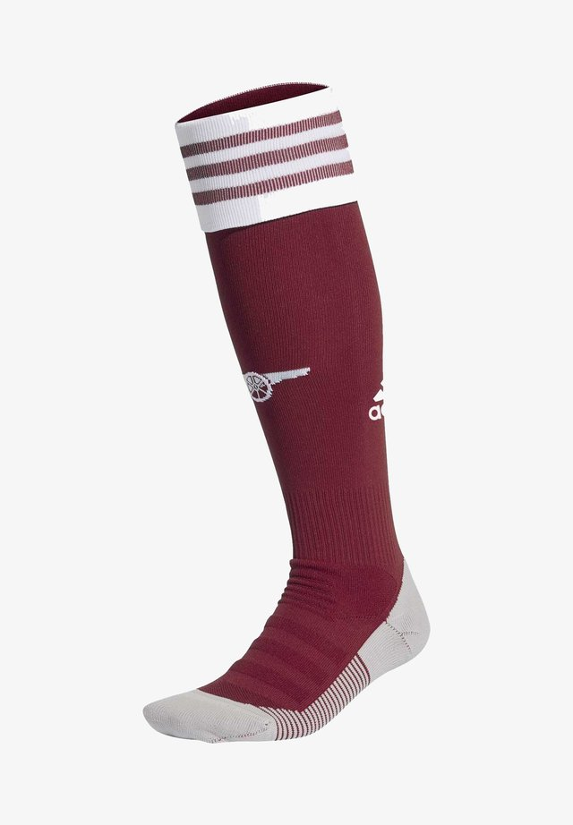 ARSENAL HOME SOCKS - Socks - burgundy