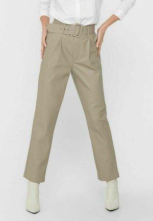 Trousers - cobblestone