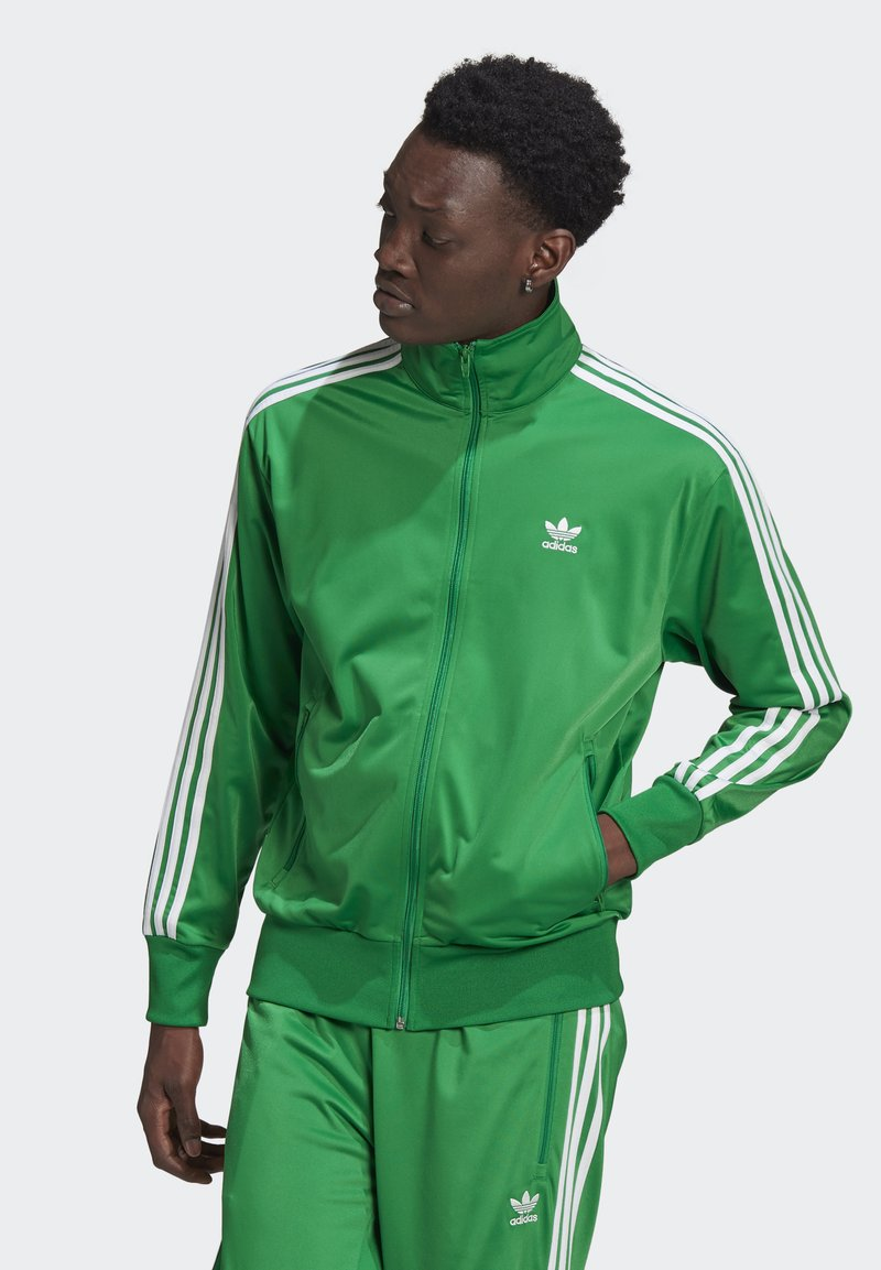 adidas Originals - FIREBIRD ADICOLOR PRIMEBLUE ORIGINALS - Trainingsvest - green
