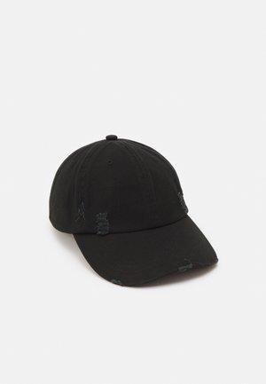 ONSHOLDEN DISTRESSED CAP UNISEX - Casquette - black