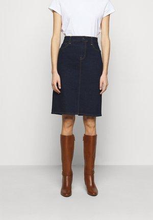 SKIRT - Pencil skirt - rinse wash