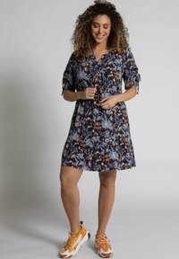 Ulla Popken - Day dress - marine - 0