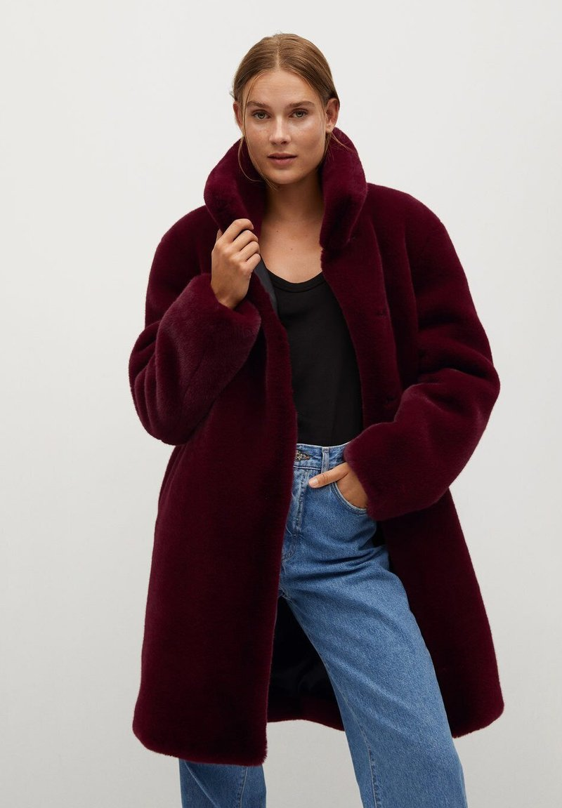 Mango - CHILLYN - Winter coat - red