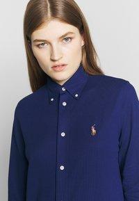 Polo Ralph Lauren - OXFORD - Shirt dress - holiday navy - 3