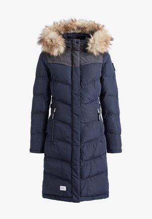 LUBECK LONG4 - Abrigo de invierno - blau