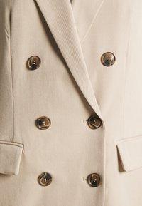 ONLY - ONLIVY WAISTCOAT  - Waistcoat - beige - 7