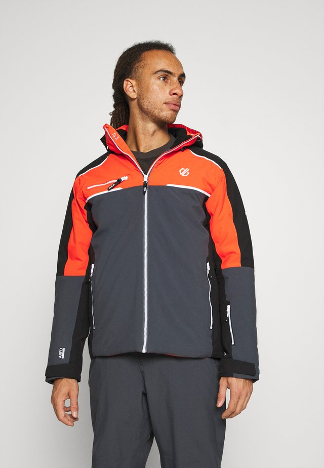 INTERMIT II JACKT - Ski jacket - trail/black