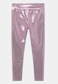 Converse - HIGH RISE  - Leggings - pink - 1