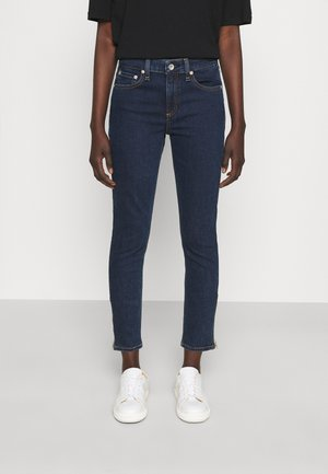 CATE MID RISE ANKLE WHITE LABEL - Jeans Skinny Fit - fletcher