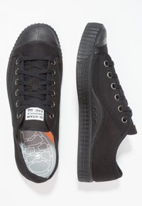 G-Star - ROVULC HB LOW - Zapatillas - black - 1
