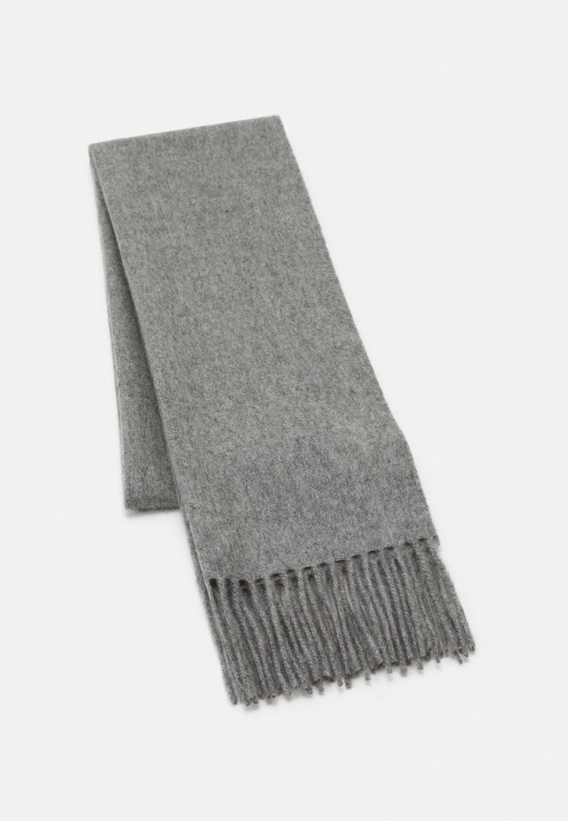 JACSIMON SCARF - Scarf - light grey melange