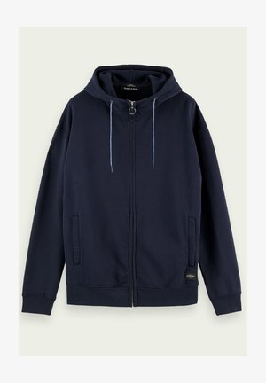 FELPA  - Zip-up hoodie - night