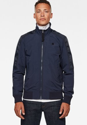 MESON TRACK - Training jacket - sartho blue