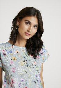 Anna Field - Print T-shirt - goblinblue - 3