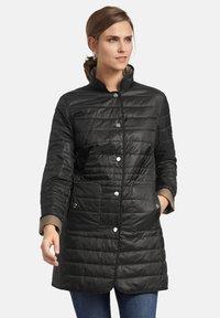 Basler - Winter coat - beige - 3
