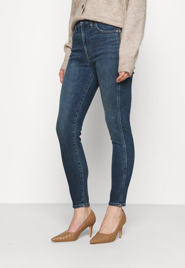 HIGH RISE - Skinny džíny - cordell