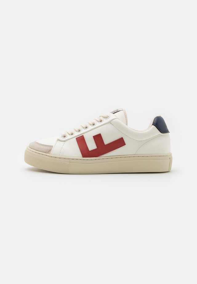 CLASSIC 70'S UNISEX - Sneakers laag - white/navy/red/grey