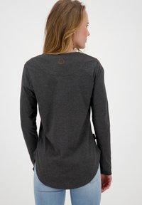 alife & kickin - Long sleeved top - moonless - 2