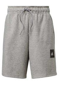 adidas Performance - MUST HAVES STADIUM SHORTS - Sports shorts - grey - 8