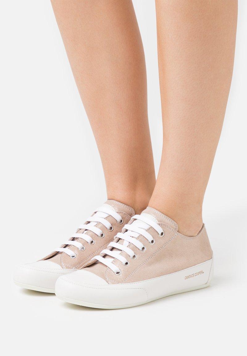 Candice Cooper - ROCK - Sneakers laag - bianco