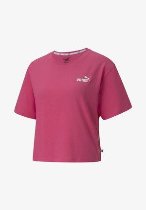 AMPLIFIED TEE - Print T-shirt - glowing pink