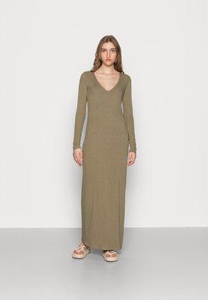 PATTY LONG DRESS  - Maxi dress - covert green
