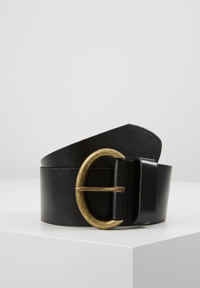 Benetton - Cintura - black