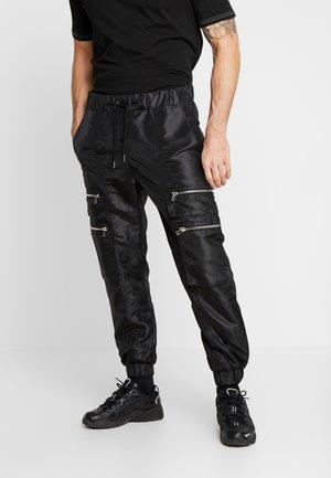 TAFETTA CARGOS  - Teplákové kalhoty - black
