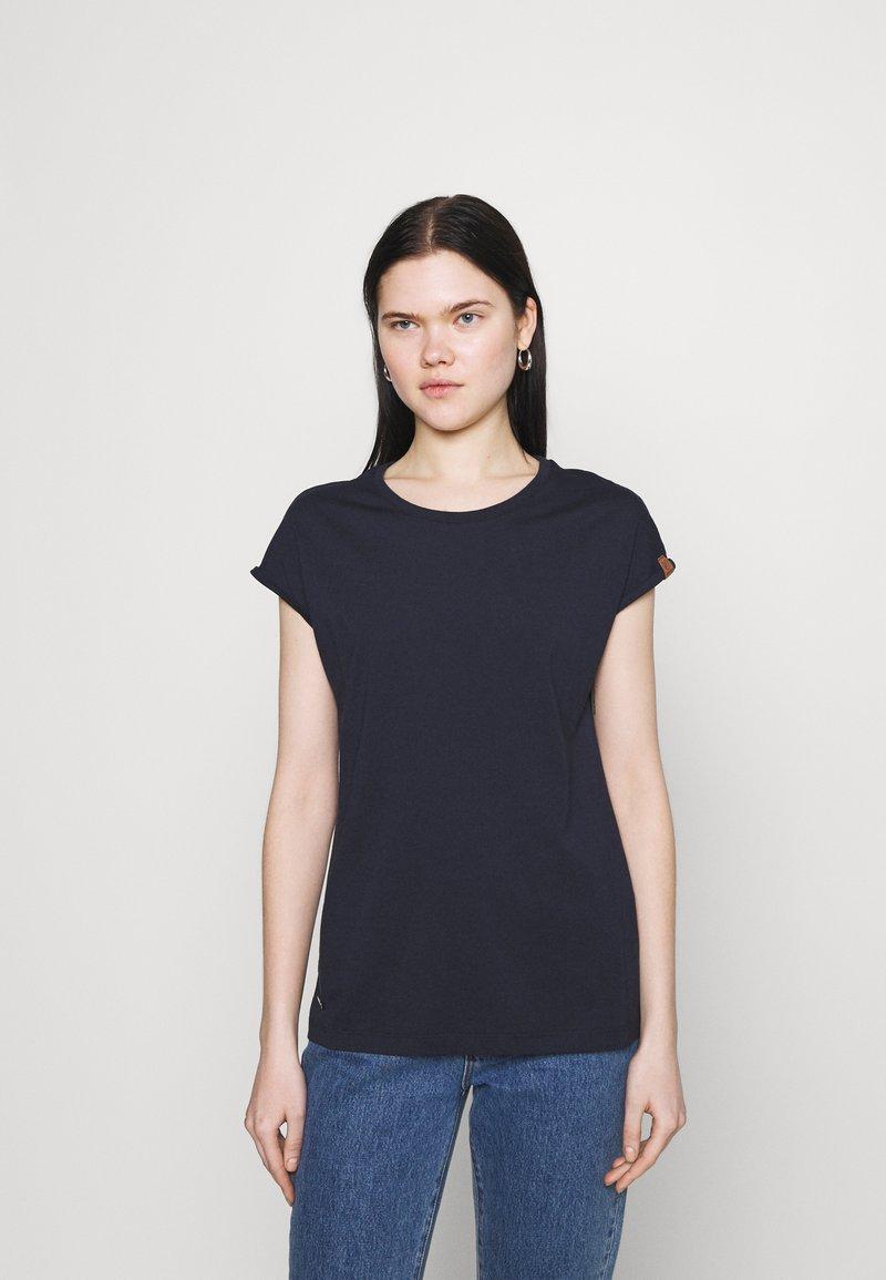 Ragwear - DIONE - T-shirt basic - navy