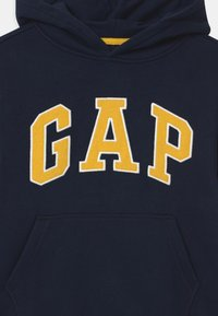 GAP - BOY NEW CAMPUS LOGO HOOD - Sweater - blue galaxy - 2