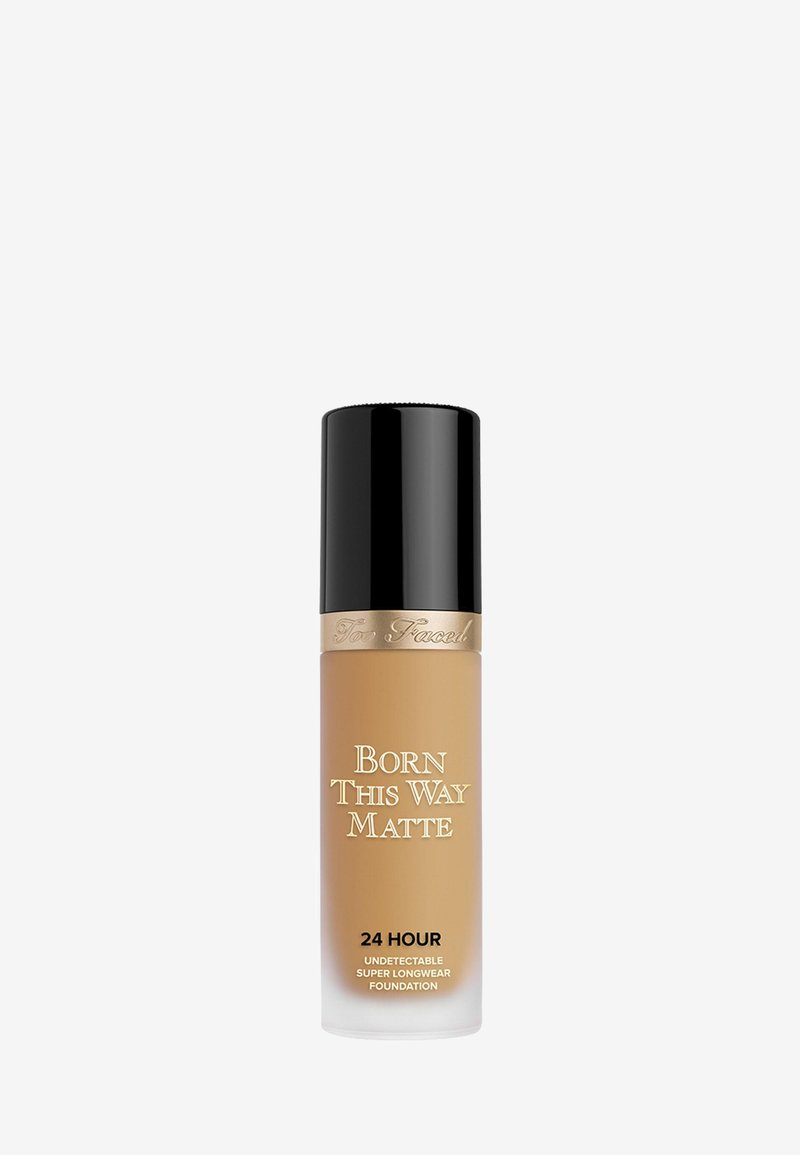 Too Faced - BORN THIS WAY MATTE FOUNDATION - Foundation - praline