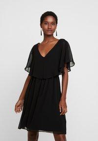 NAF NAF - LAZALE - Koktejlové šaty/ šaty na párty - noir - 0