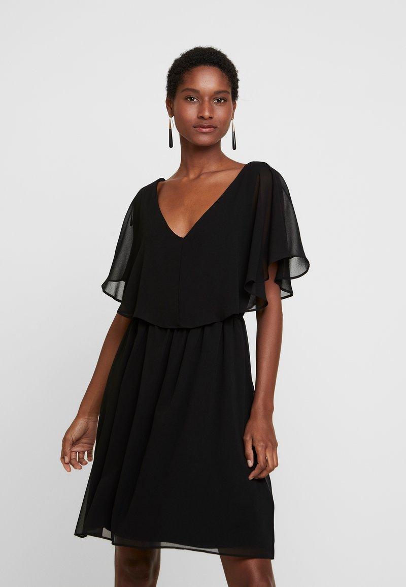 NAF NAF - LAZALE - Koktejlové šaty/ šaty na párty - noir