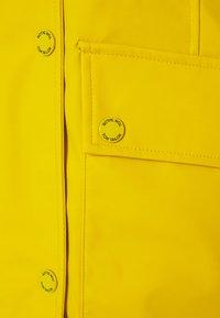TOM TAILOR - PADDED RAINCOAT - Parka - california sand yellow - 2