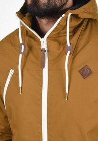 Solid - TILDEN - Light jacket - cinnamon - 3