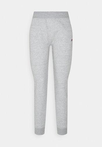 REGULAR PANT - Tracksuit bottoms - grey