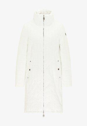 Winter coat - weiss