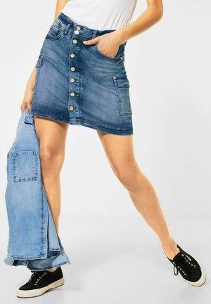 Pencil skirt - blau