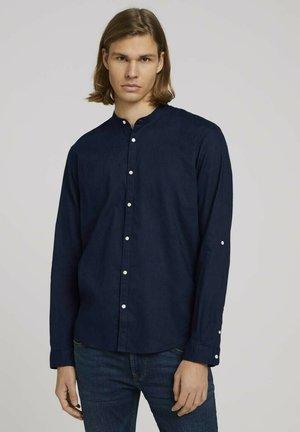 Shirt - sky captain blue